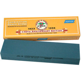 "Sharpening Stone, Combination Fine and Coarse, JB8, Crystolon, 8"" x 2"" x 1"" by"