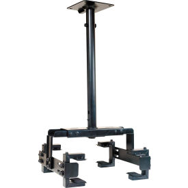 Small Clamping Projector Mount - Black