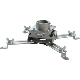 Low Profile Projector Mount Head Only - Silver