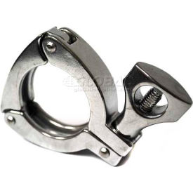 "VNE 3A Series 2-1/2"" Recessed Ferrule, 304/316L Stainless, Plain Bevel Ferrule Connection"