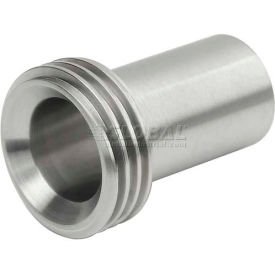 "VNE 3A Series 1-1/2"" Long Ferrule, 304/316L Stainless, Threaded Bevel Ferrule Connection"