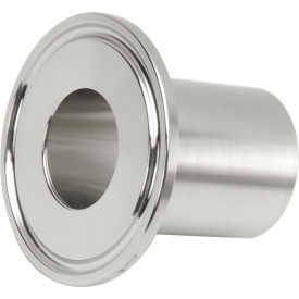 VNE EG14AM7-10-6L1.0 3A Series 1 Medium Ferrule, 304/T316L Stainless, Clamp