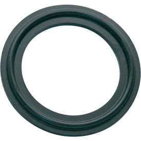 VNE EG40F10.0 3A Series 10 Buna-N Flanged Clamp Gasket, 304/T316L Stainless, Clamp