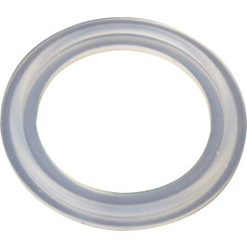VNE EG40FS10.0 3A Series 10 Flanged Clamp Gasket, 304/T316L Stainless, Clamp