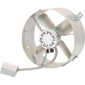 Cool Attic® Gable Mounted Power Attic Ventilator - 2.1 Amps