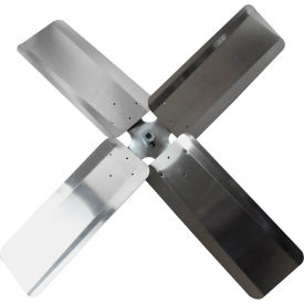 Replacement Fan Blade XXMIF36KD for MaxxAir IF36