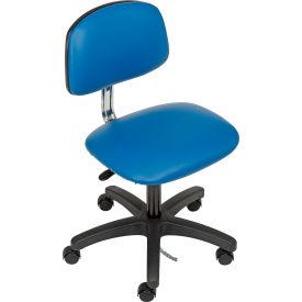 ESD Chair - Vinyl - Royal Blue