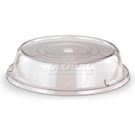 """Vollrath, Plate Covers, 1038-13, Fits Plate Size: 10-1/8"""" - 10-3/8"""", Plastic - Pkg Qty 12"""