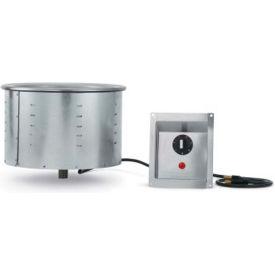 Soup Well Thermostatic Modular Drop-Ins - 11 Qt. 120V