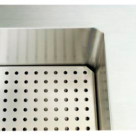 Signature Server® - Perforated False Bottom for Hot/Cold Food Station
