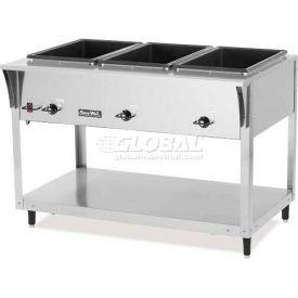 Vollrath, ServeWell Sl Hot Food Table, 38215, 5-Well, 29.2 Amp