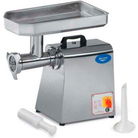 Vollrath, Meat Grinder, 40744, No. 22, 11/2 Hp by