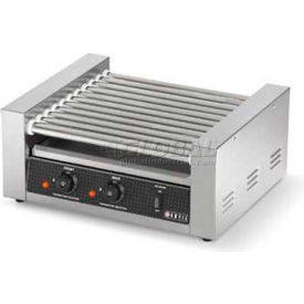 Vollrath, 24 Hot Dog Roller Grill, 40822, 9 Rollers, 720 Watts by