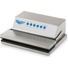 Vollrath, Junior Out-Of-Chamber Vacuum Pack Machine, 40858, 12-3/16 Sealing Bar Length, 120 Volt by