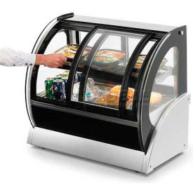 """Vollrath, Display Case, 40881, 48"""" Curved Glass, Refrigerated"""