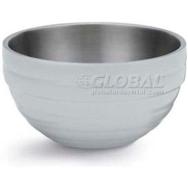 Vollrath, Double-Wall Insulated Serving Bowl, 4656950, 10.1 Quart, Pearl White - Pkg Qty 2