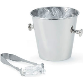 Stainless Steel Ice Bucket by