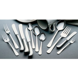 Queen Anne Flatware Serving Spoon Package Count 12 by