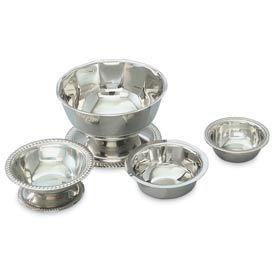 Silver Plate Sherbet Cup 3-1/2 Oz - Pkg Qty 12