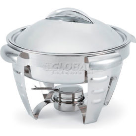 Maximillian Steel 6.0 Qt Round Chafer by