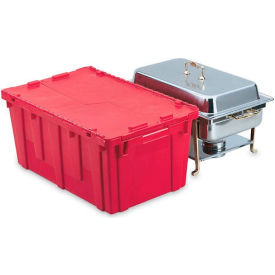 Red Tote Box For Coffee Urns - Pkg Qty 3
