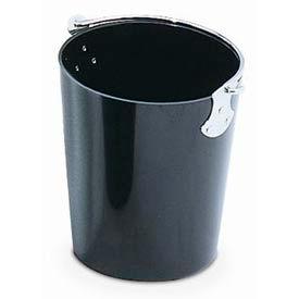 Plastic Wine Cooler - Black - Pkg Qty 3