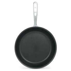 """10"""" Fry Pan With Powercoat And Trivent Plain Handle - Pkg Qty 6"""