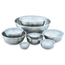 Heavy-Duty Stainless Steel Mixing Bowl 8 Qt. - Pkg Qty 3