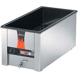 Vollrath, Cayenne Model T43R Heat 'N Serve. 4/3 Rethermalizer, 72056, W/ Drain, 1600 Watt