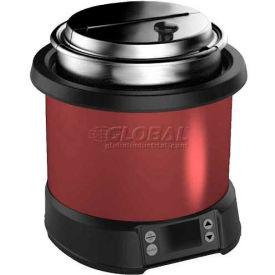 Vollrath, Mirage Induction Rethermalizer, 7470140, 7 Quart, Red