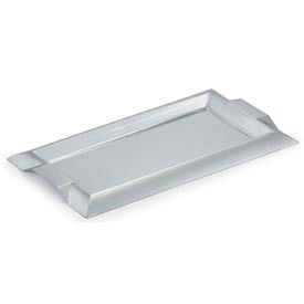 "Vollrath® Rectangle Serving Tray - 18""L X 10""W - Pkg Qty 3"