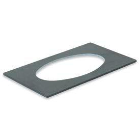 Miramar™ Night Sky Single Template - One Large Oval