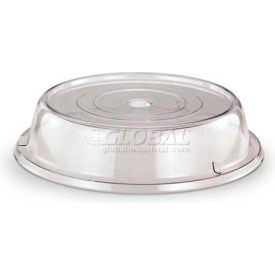 "Vollrath, Plate Covers, 918-13, Fits Plate Size: 8-1/2"" - 9-1/8"", Plastic - Pkg Qty 12"