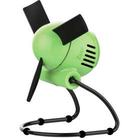 Vornado® FA1-0007-78 Zippi Personal Fan, 120V, Sublime Green
