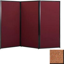 """Privacy Screen, 70"""" Fabric, Latte"""