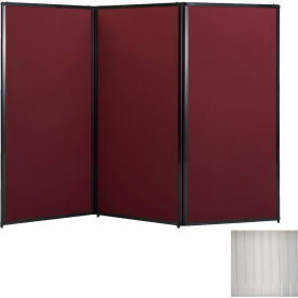 "Privacy Screen, 70"" Polycarbonate, Clear"