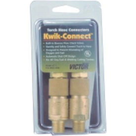 Firepower® Kwik-Connect® Torch Pair Pack (Oxygen and Fuel)