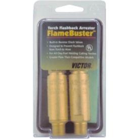 FlameBuster™ Flashback Arrestors, VICTOR 0657-0014