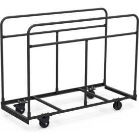 Virco® HRTT1 Upright Mobile Table Cart