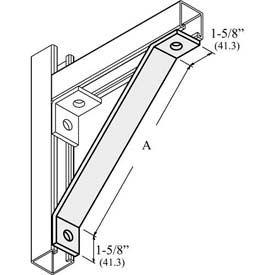 Utility Pole Framing Diagram