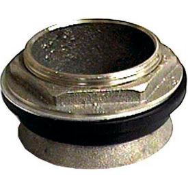 """Wal-Rich® 1309014 1-1/4"""" x 3/4"""" Closet Spud Complete - Pkg Qty 18"""