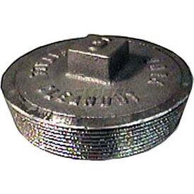 "Wal-Rich® 2424012 4-1/2"" Lead Fitall Plug - Pkg Qty 6"