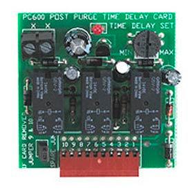 "Taco Plug-In Card, PC600-2, Shut Off Flange Kit, 1"" Npt"