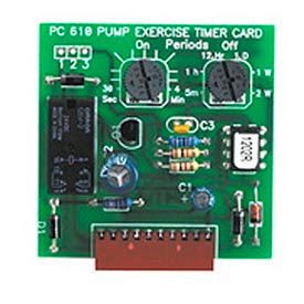 Taco Plug-In Card, PC610-1, Pump Exercise Timer
