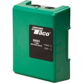 Taco Switching Relay SR501-4, 1 Zone