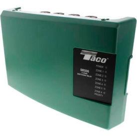 Taco Switching Relay SR506-2, 6 Zone w/ Priority