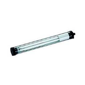 Waldmann 108500001-00054029 RL70 Tubular Machine Light  glass 18W CFL 120V  IP67 Waterproof