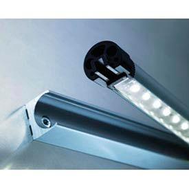 Waldmann 112544001-00011081 Slim LED Light Strip  Adjustable  IP67  24V DC 13.2 in.