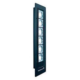 Waldmann 112560001-00003166 Flat LED 10-40VDC Flush Mount  IP69K