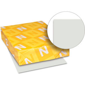 """Neenah Paper Exact Index Card Stock 49591, 110 lbs, 8-1/2"""" x 11"""", Gray, 250/Pack"""